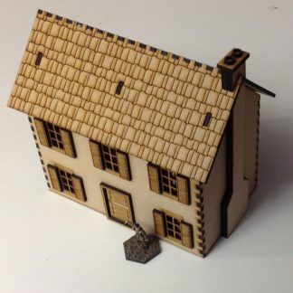 Rue de Guerre - 28mm Normandy Buildings