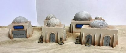 Sci-Fi Desert Terrain - Star Wars Legion - Tatooine