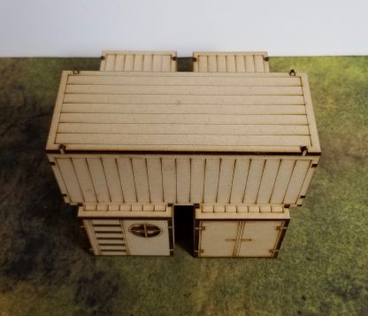 MDF shipping containers 2