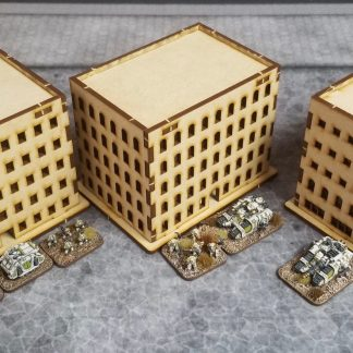 6mm / 8mm Buildings