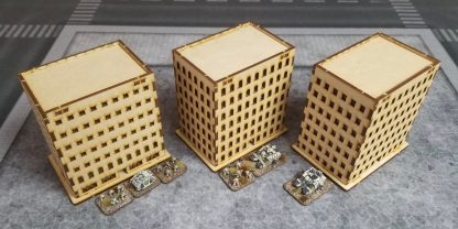 6mm buildings